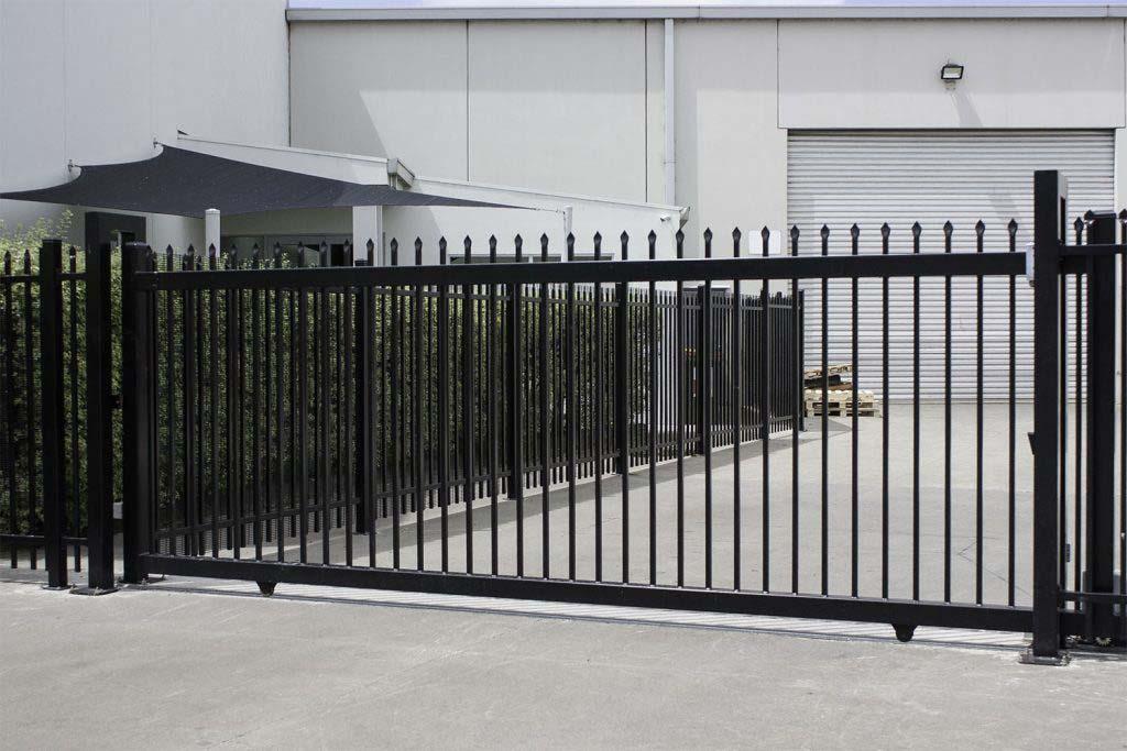 Boom Barrier Gates