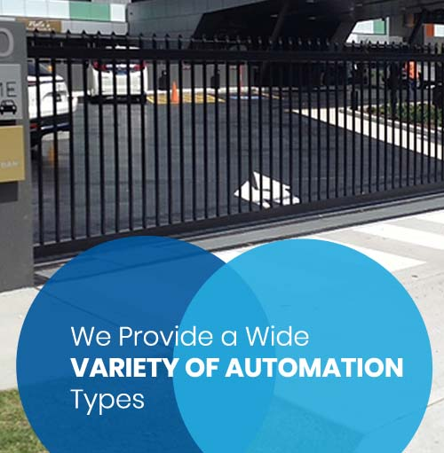 Automatic gate service, and installation in Sydney