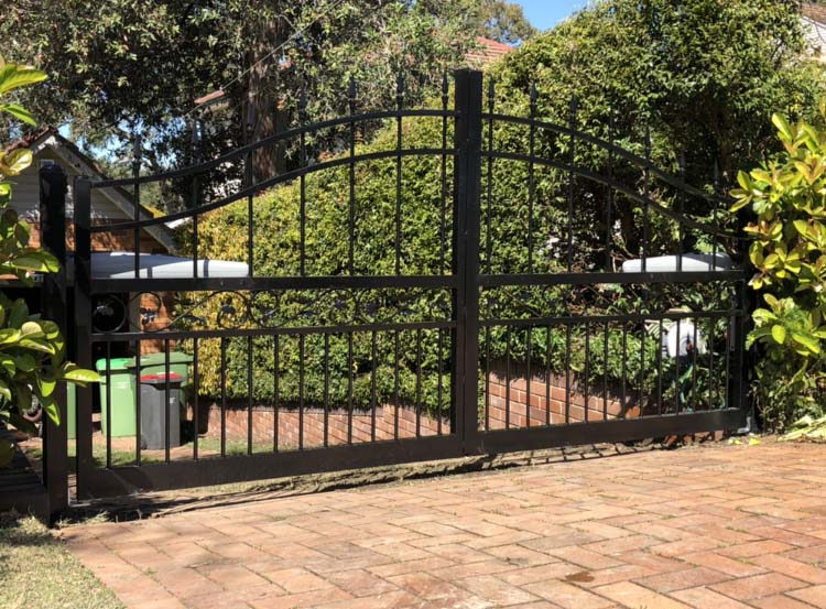 Automatic Gates in Seven Hills